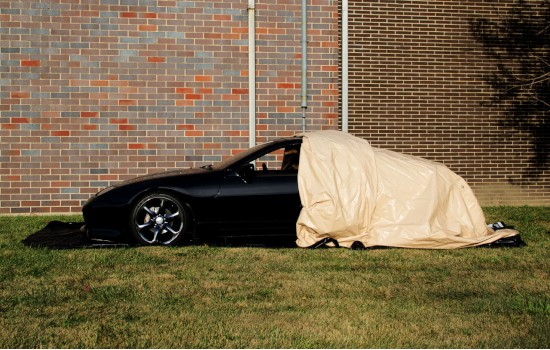 Outdoor Car Storage >> Carcapsule Outdoor Car Storage National Car Covers