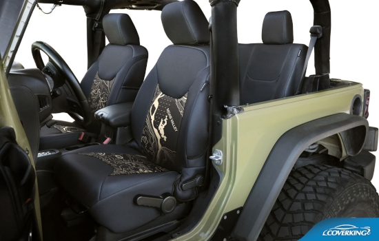 Stupendous Jk Jku Neosupreme Topographical Front Seat Covers 2007 Gamerscity Chair Design For Home Gamerscityorg