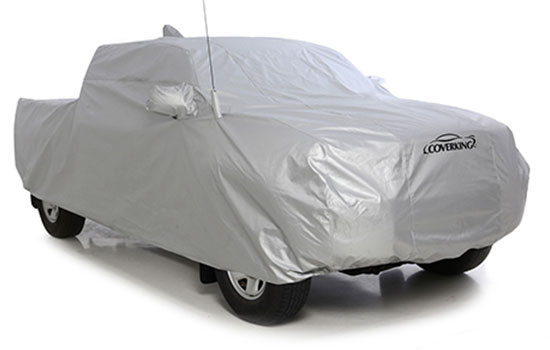 silverguard custom truck cover product main
