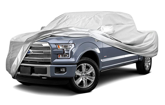 silverguard custom truck cover product main2
