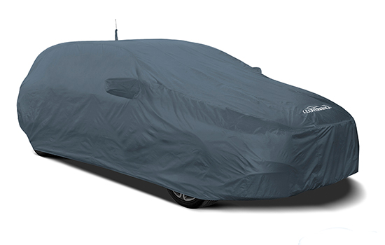 stormproof custom car cover van