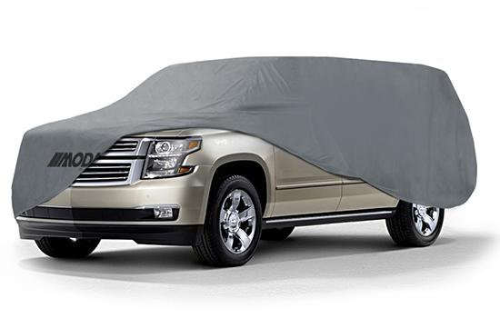 triguard semi custom car cover van