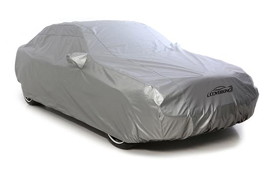 silverguard plus custom cover sedan