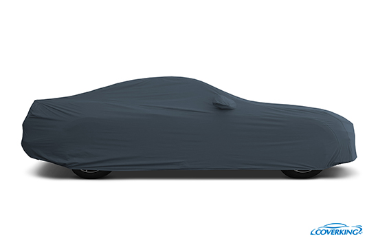 stormproof custom car cover side