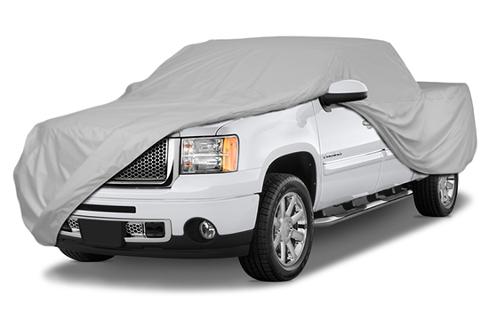 Truck CoversDurable, weatherproof protection for all your truck makes and models.SHOP TRUCK COVERS