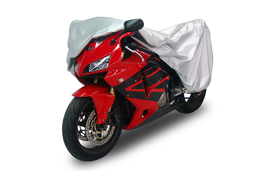 Motorcycle / ATV CoversCovers constructed from polyester fabric with a silver reflective coating to protect your motorcycle and ATV.SHOP POWERSPORTS COVERS