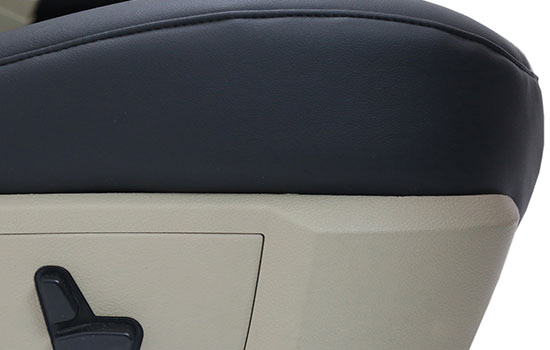 alcantara custom seat covers cushion