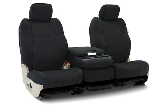 neosupreme custom seat covers folded