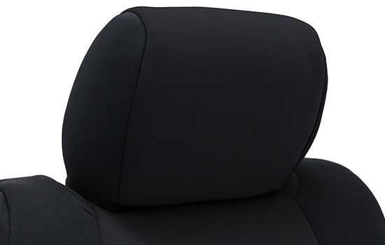 neosupreme custom seat covers headrest