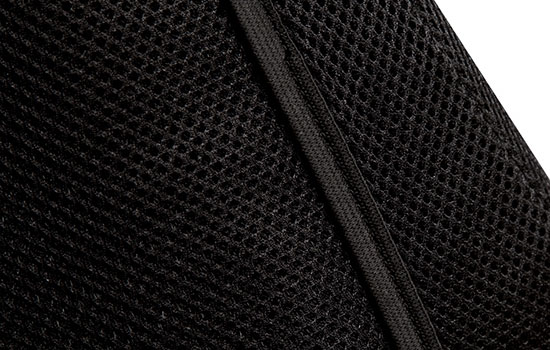 spacer mesh custom seat covers stitching