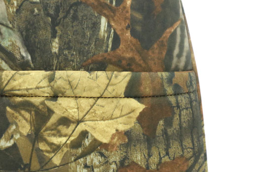 realtree custom seat covers pocket
