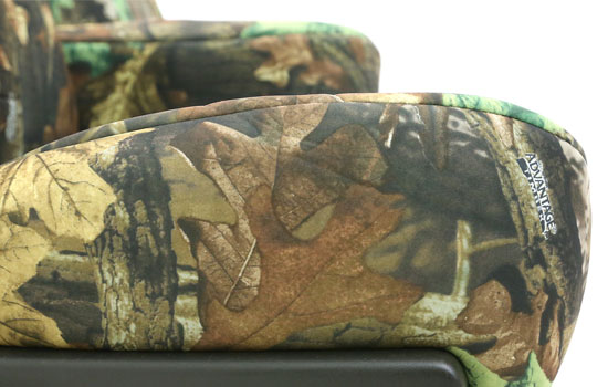 realtree custom seat covers cushion