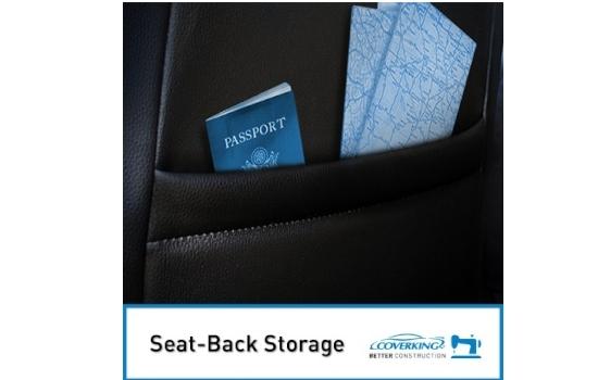 Seat Covers detail storage web