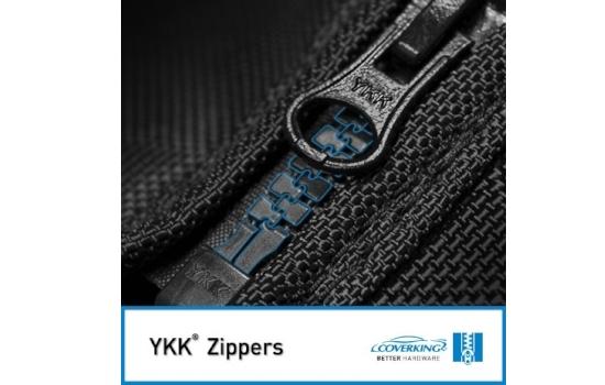 Seat Covers detail zipper web