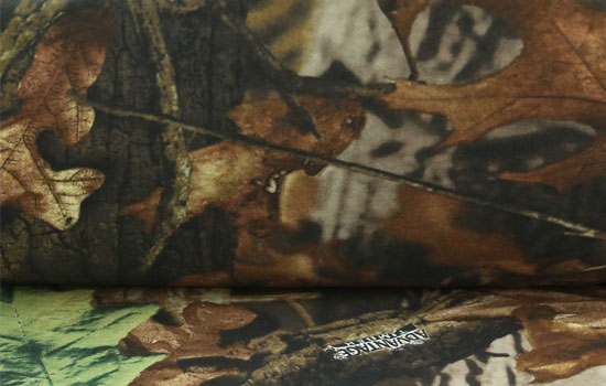 realtree custom seat covers seat material