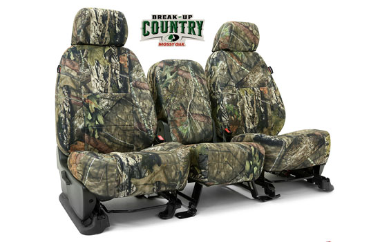 mossy oak custom seat covers main