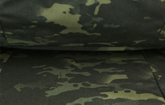 multicam custom seat covers seat material