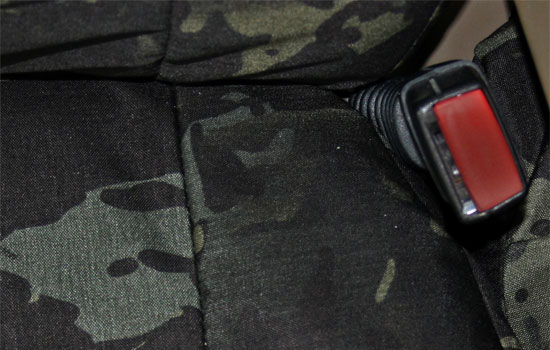 multicam custom seat covers seat material3