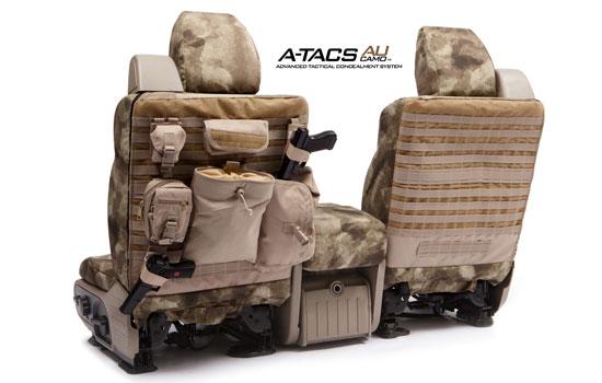 atacs custom seat covers rear