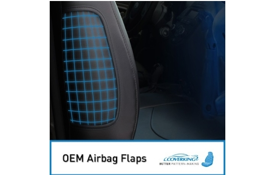 Seat Covers detail airbag web