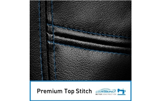 Seat Covers detail stitch web