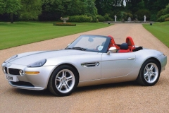 BMW Classic Z8 Car Cover