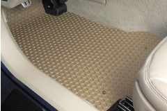 RT Tan Driver Floor Mat-240