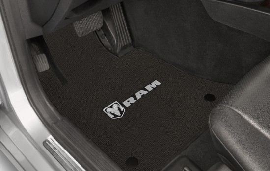 Ram Berber Car Seats Ebony Driver